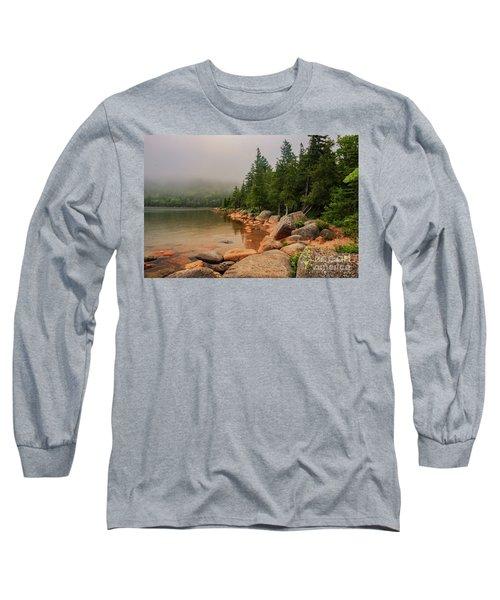 Mesmerizing Jordan Pond Long Sleeve T-Shirt