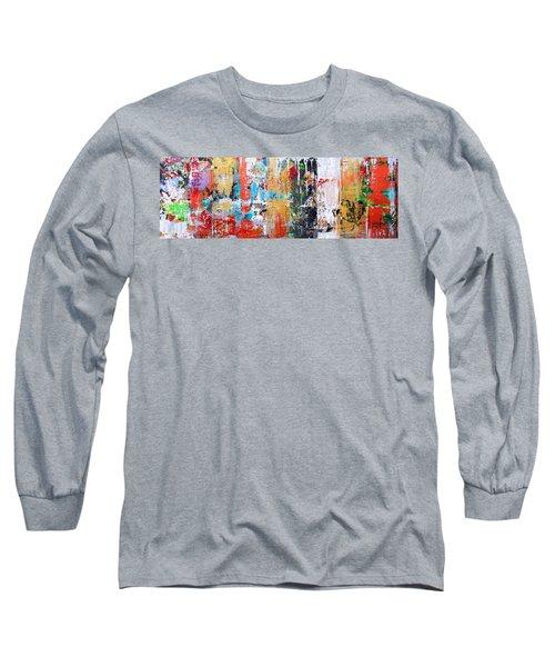 Metallic Winter Long Sleeve T-Shirt