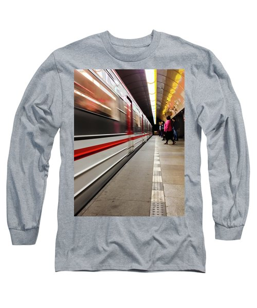 Metroland Long Sleeve T-Shirt