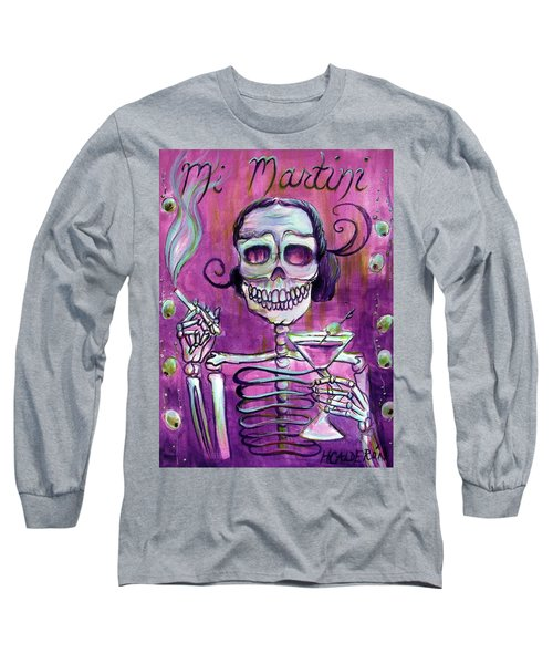 Mi Martini Long Sleeve T-Shirt