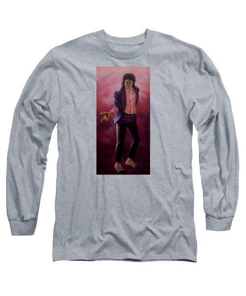 Michael Jackson-billy Jean Long Sleeve T-Shirt