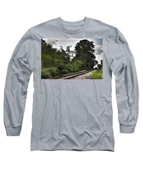 2003 - Michigan Rails I Long Sleeve T-Shirt