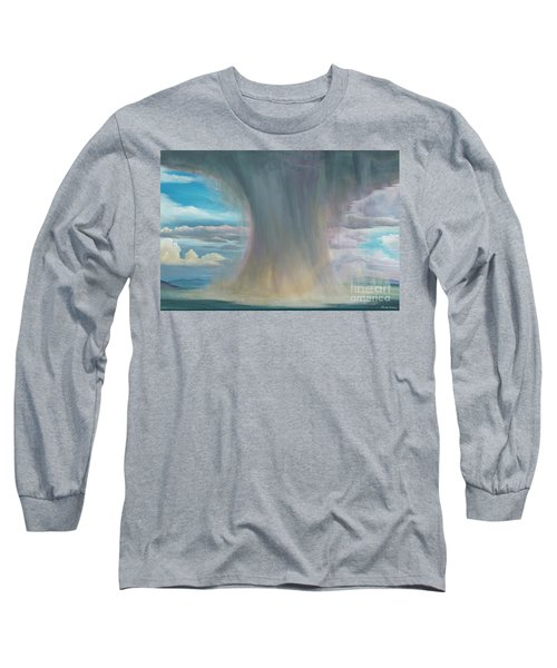 Microburst Long Sleeve T-Shirt