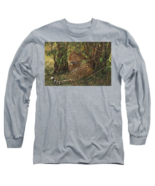 Midday Siesta Long Sleeve T-Shirt