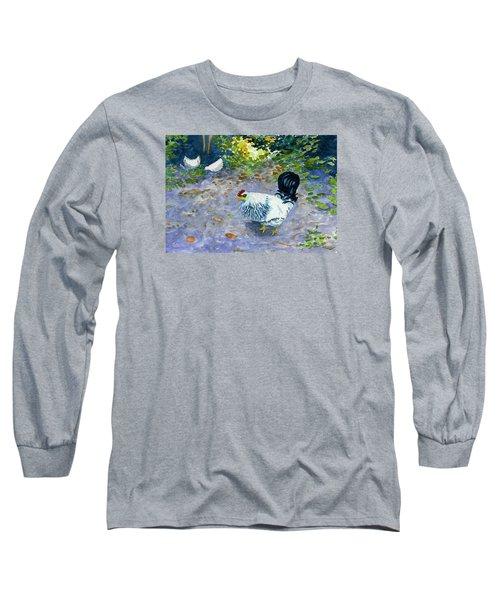 Middleboro Ruler Long Sleeve T-Shirt