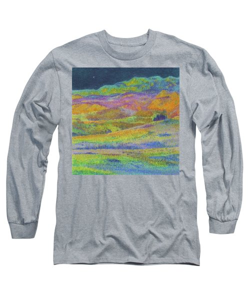 Midnight Magic Dream Long Sleeve T-Shirt
