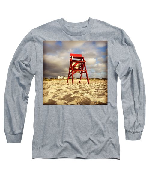 Mighty Red Long Sleeve T-Shirt