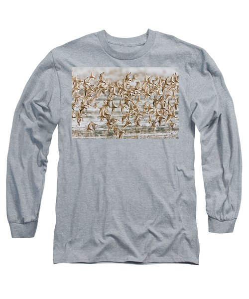 Migration Patterns Long Sleeve T-Shirt