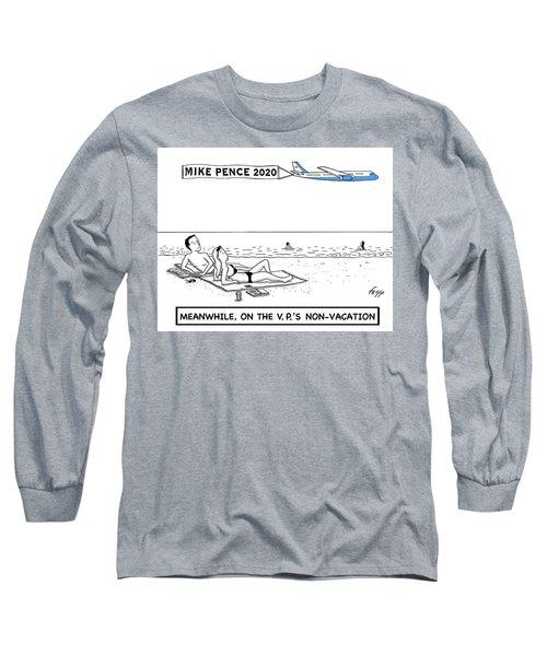 Mike Pence 2020 Long Sleeve T-Shirt