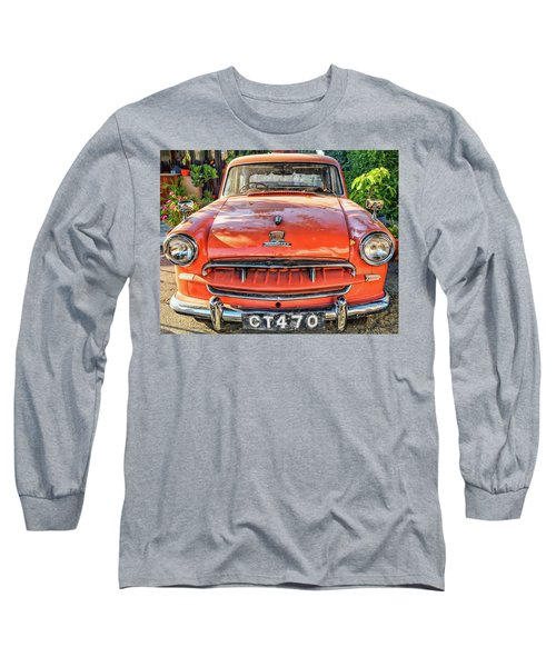 Miki's Car Long Sleeve T-Shirt