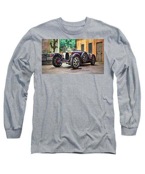 Long Sleeve T-Shirt featuring the photograph Mile-a-minute by Eduard Moldoveanu