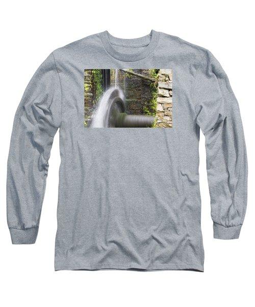 Mill Wheel Long Sleeve T-Shirt