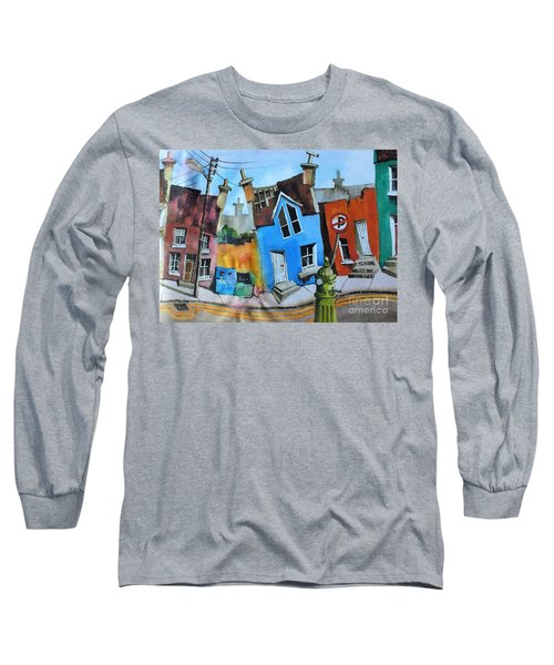 Mind The Step In Ardgrooom Long Sleeve T-Shirt