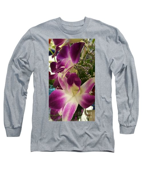 Mini Orchids  Long Sleeve T-Shirt