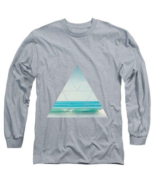 Minimal Wave Long Sleeve T-Shirt