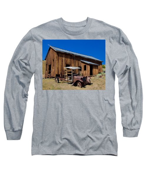 Mining Relic Long Sleeve T-Shirt
