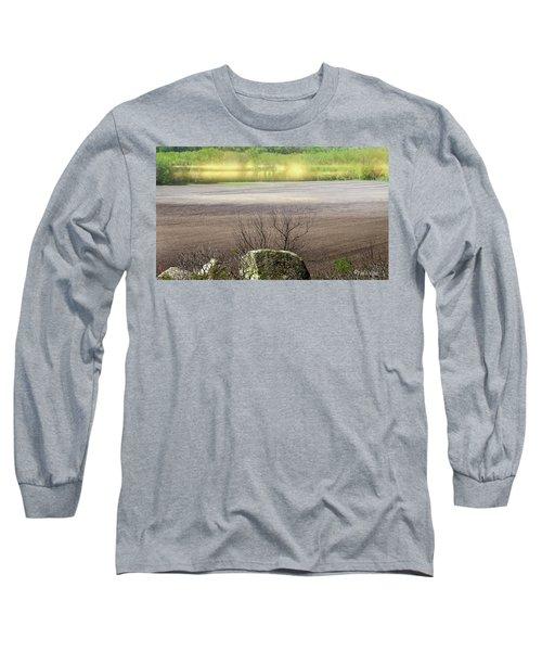Minnesota Quantum Field..... Long Sleeve T-Shirt