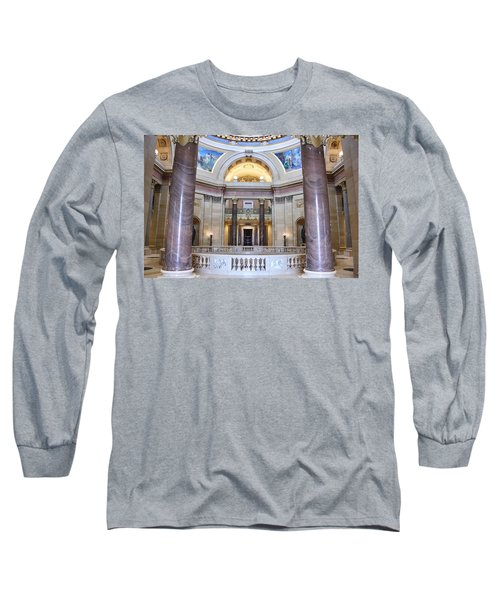 Minnesota House Doors Long Sleeve T-Shirt