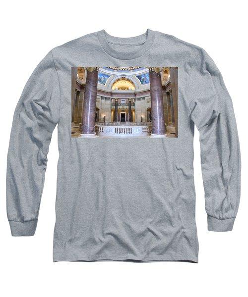 Minnesota House Doors Long Sleeve T-Shirt
