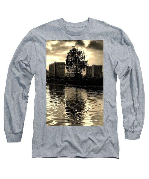 Minsk Dramatic View Long Sleeve T-Shirt