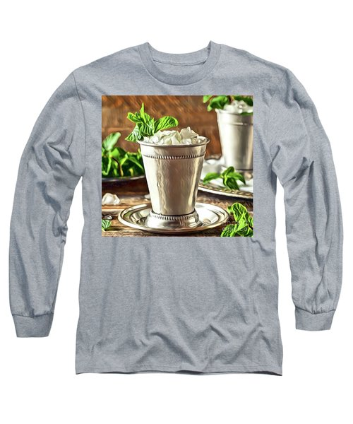 Mint Julep Double Long Sleeve T-Shirt