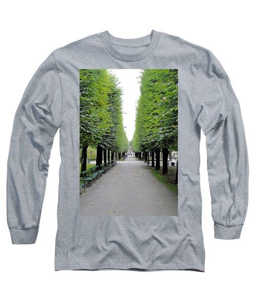 Mirabell Garden Alley Long Sleeve T-Shirt