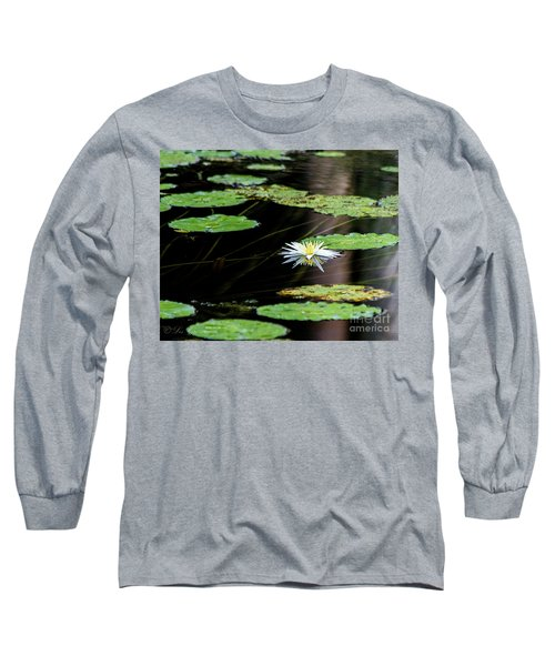 Mirror Lily Long Sleeve T-Shirt