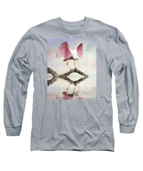 Long Sleeve T-Shirt featuring the photograph Mirror, Mirror,  by Brian Tarr