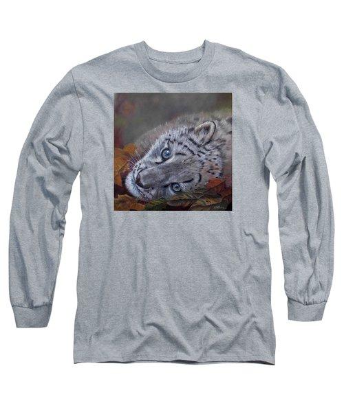 Mirucha In Fall Long Sleeve T-Shirt