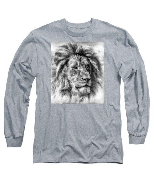 Mischievous  Long Sleeve T-Shirt by Elaine Malott