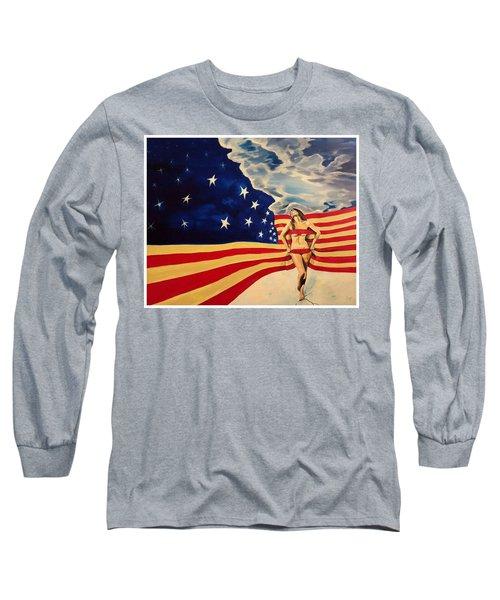 Miss America? Long Sleeve T-Shirt