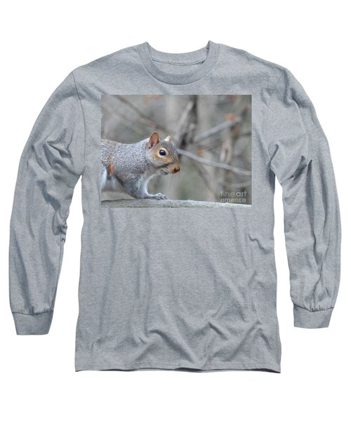Missing Paw Long Sleeve T-Shirt