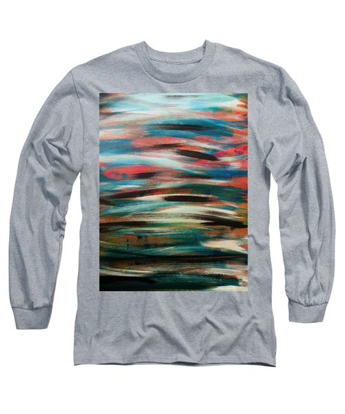 Missing Strokes Long Sleeve T-Shirt