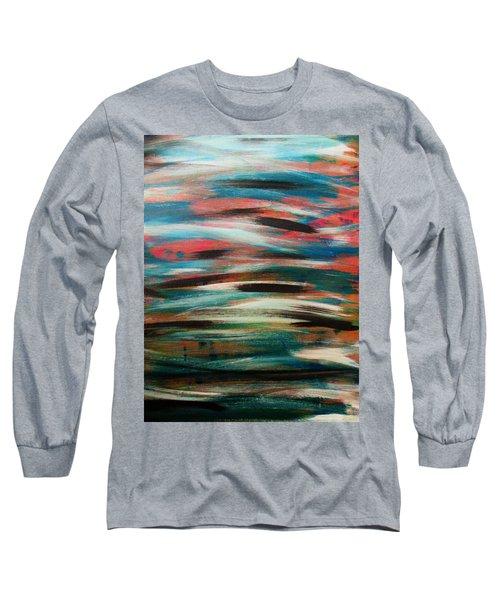 Missing Strokes Long Sleeve T-Shirt