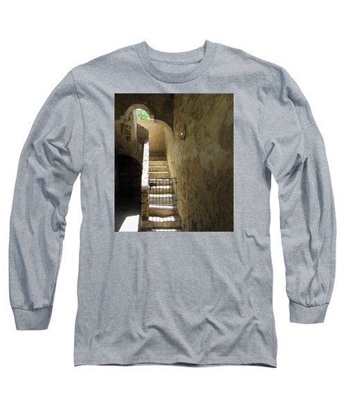 Mission Stairway  Long Sleeve T-Shirt