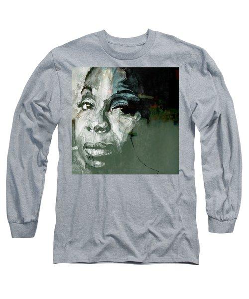Mississippi Goddam Long Sleeve T-Shirt by Paul Lovering