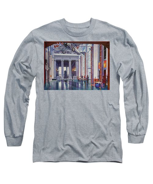 Missouri History Museum Long Sleeve T-Shirt by Michael Frank