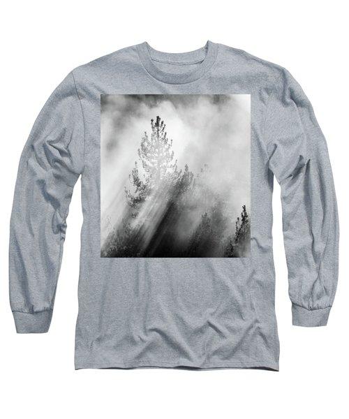 Mist Shadows Long Sleeve T-Shirt