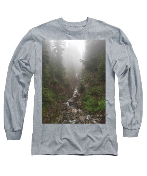 Misted Waterfall Long Sleeve T-Shirt
