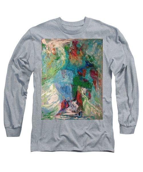 Misty Depths Long Sleeve T-Shirt