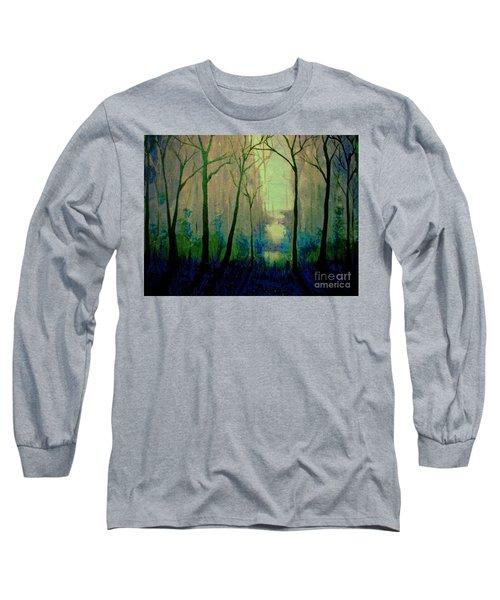 Misty Morning 2 Long Sleeve T-Shirt