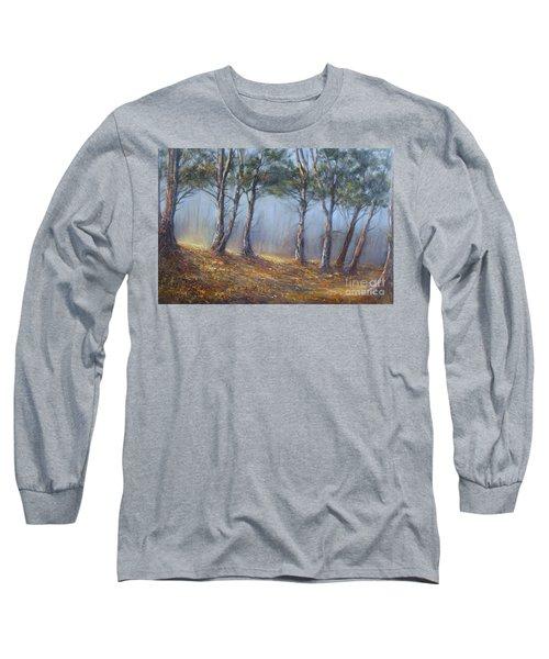 Misty Pines Long Sleeve T-Shirt