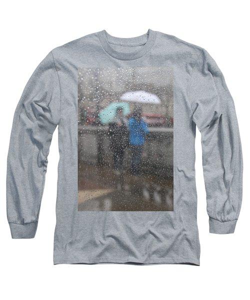 Misty Rain Long Sleeve T-Shirt