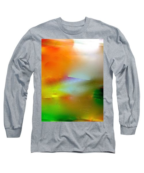 Misty Waters Long Sleeve T-Shirt by Patricia Schneider Mitchell