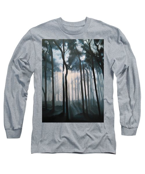 Misty Woods Long Sleeve T-Shirt