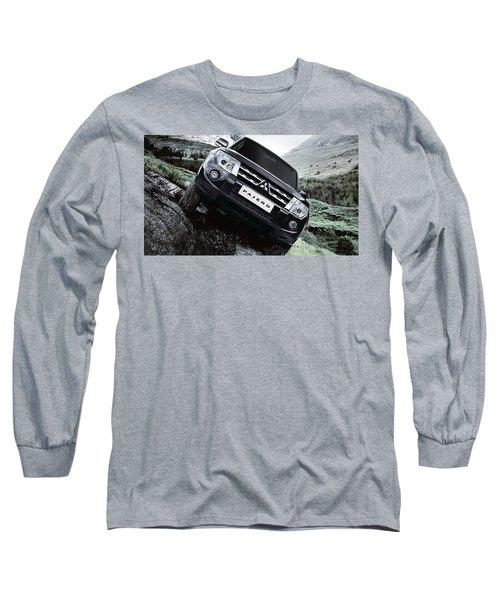 Mitsubishi Pajero Long Sleeve T-Shirt