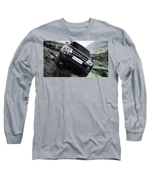 Mitsubishi Pajero Long Sleeve T-Shirt