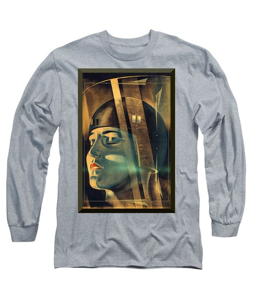 Metropolis Maria Transformation Long Sleeve T-Shirt