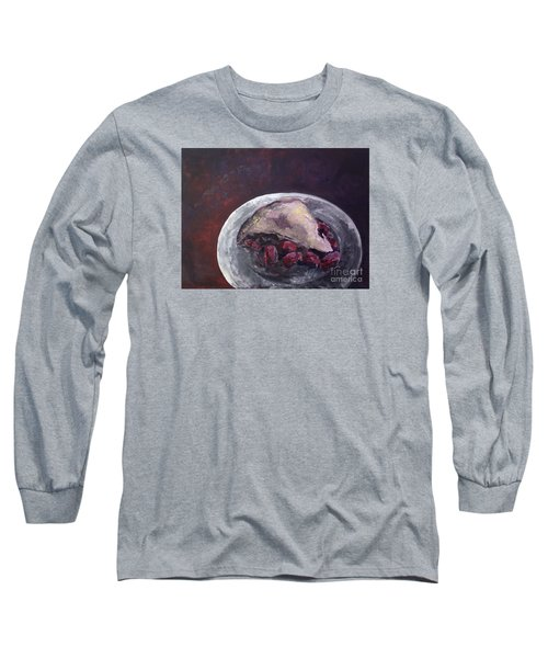 ...mmm Pie Long Sleeve T-Shirt