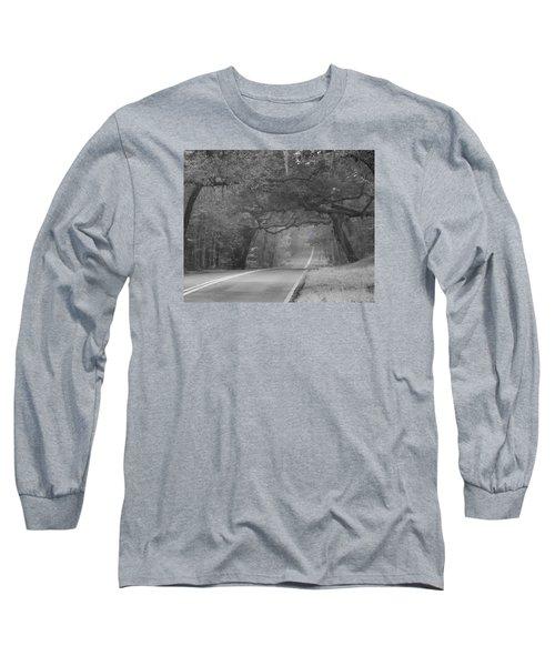 Modern Day Sleepy Hollow Long Sleeve T-Shirt by Lamarre Labadie